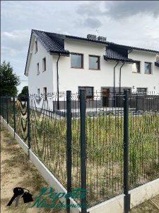Gotowy bliźniak z odrębną działką - parter, piętro i poddasze. Idealny dla rodziny. 21/DP/3
